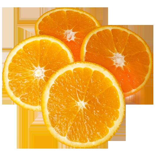 Orange - 6 pcs +£5.00
