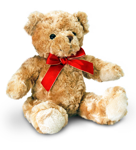 Bear with Red Bow Tie +£8.95