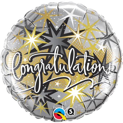 Congratulations Balloon +£5.95