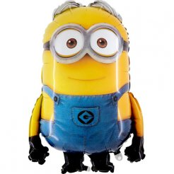 Dave the Minion Supershape +£6.99