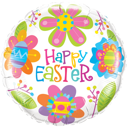 Easter Balloon +£4.99