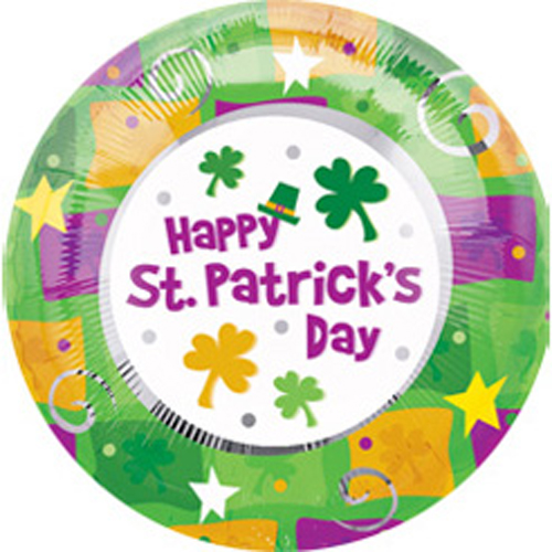 St. Patrick's Day Balloon +£4.99