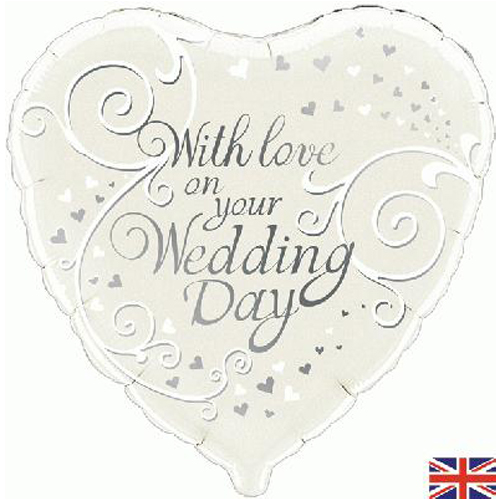 Wedding Balloon +£5.95