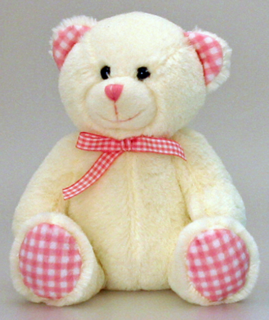 Pink Bear by Keel Toys +£11.99