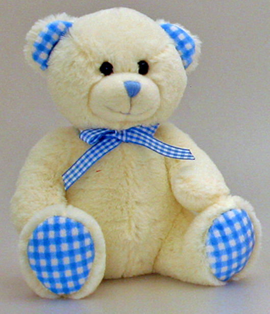 Blue Bear by Keel Toys +£11.99