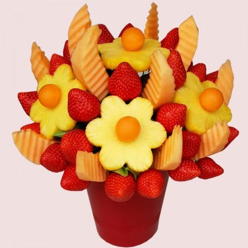 Berry Festive Fruit Arrangement