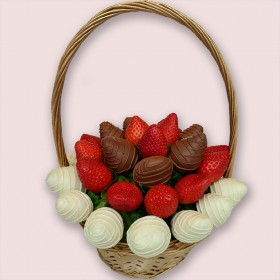 NEW! Chocolate Strawberries Bouquet