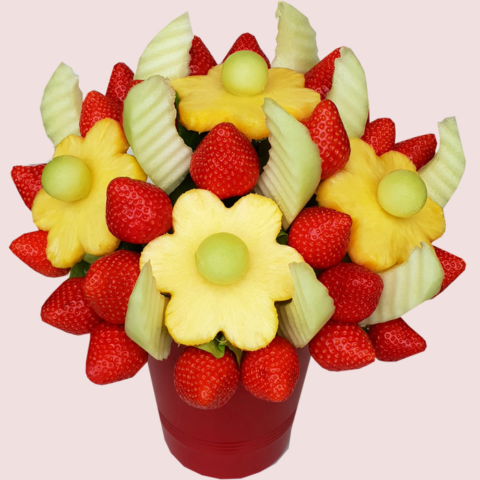 Fruit Blooms Edible Arrangement Fruit Flower Bouquets Fruity Lux