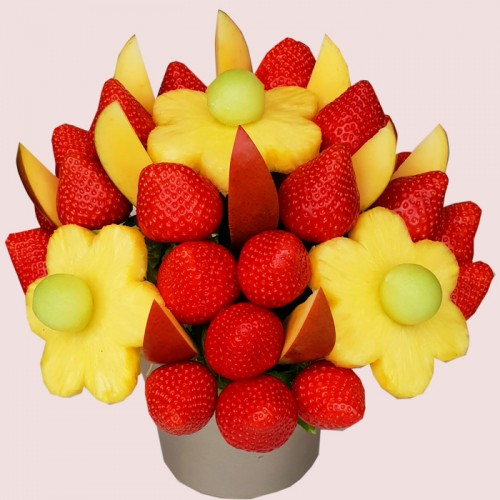 Mango Edible Bouquet
