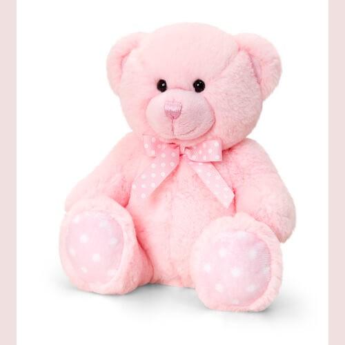 Pink Teddy Posh Paws