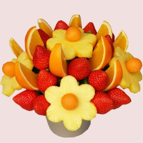 Posh Fruit Bouquet
