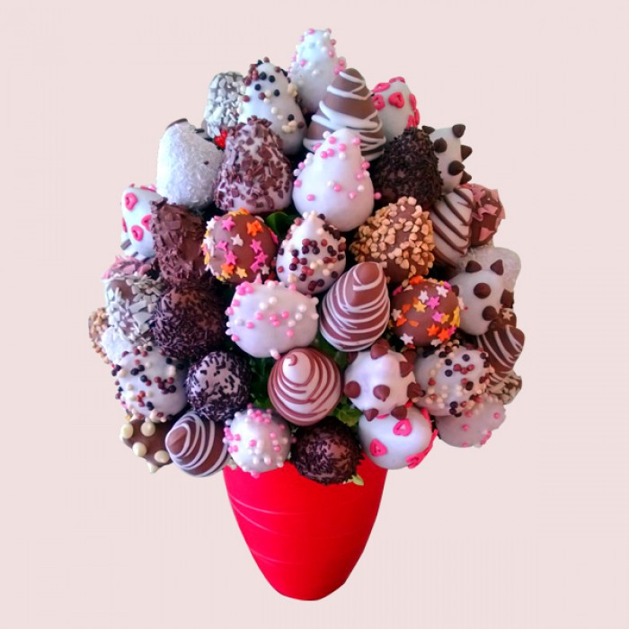 Blossoms Chocolate Covered Strawberries