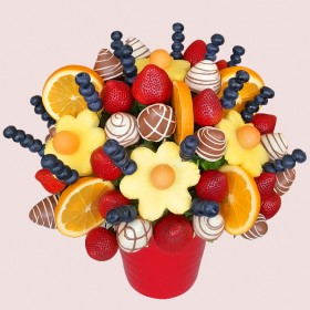 Blueberry Fruit Bouquet