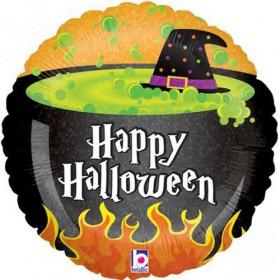Halloween Cauldron balloon