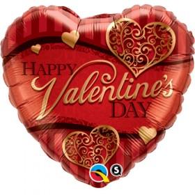 Happy Valentine's Balloon