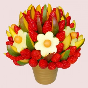 Mango Fruit Bouquet