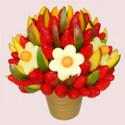 Mango Fruit Bouquet