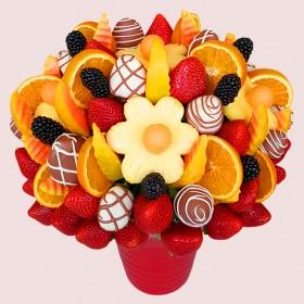 Papaya Fruit Bouquet
