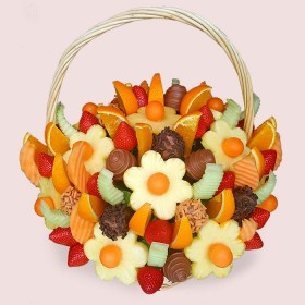 NEW! Posh Fruit Basket