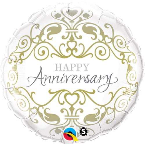 Happy Anniversary Balloon