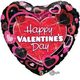 Happy Valentine's Day Love Balloon