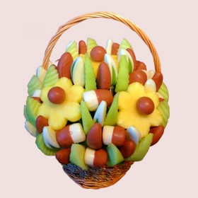 NEW! King Fruit Basket
