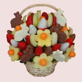 Easter Fruit Bouquet
