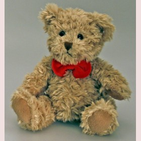 Bear with Red Bow Tie-15cm