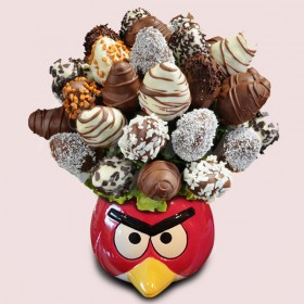 Angry Birds Bouquet Red