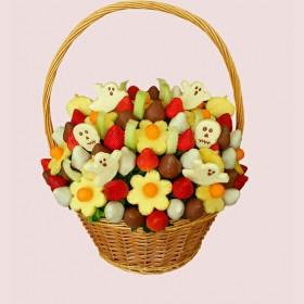 Halloween Fruit Basket