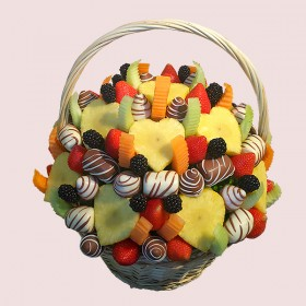Love Fruit Basket