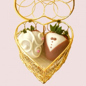 Wedding-Chocolate Covered Strawberries