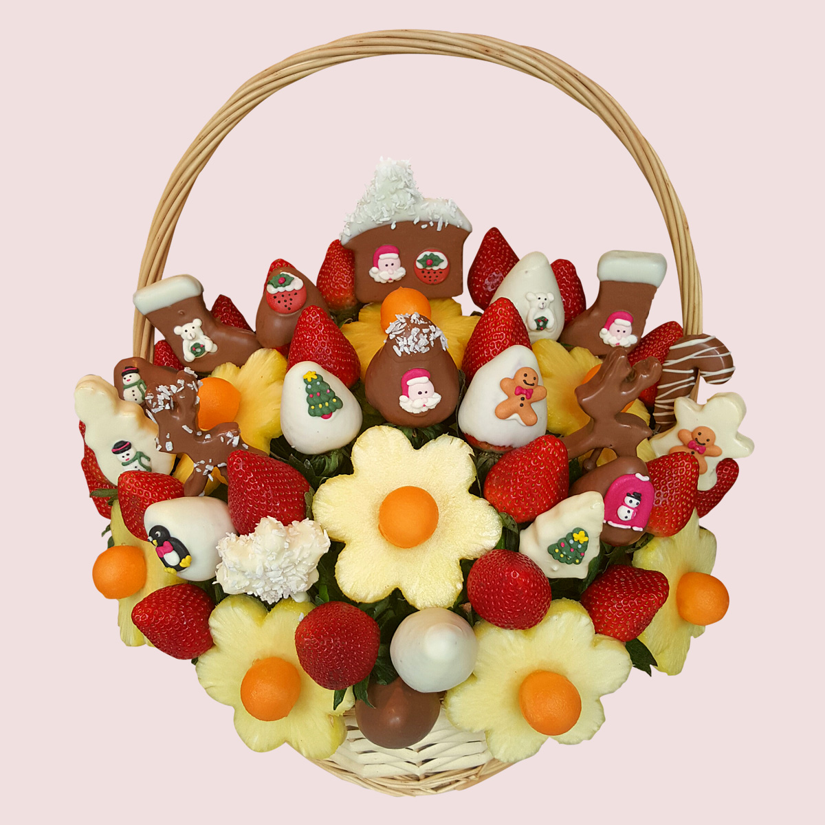 Baby Gift Edible Arrangements : Gift baskets fruit edible bouquets flowers