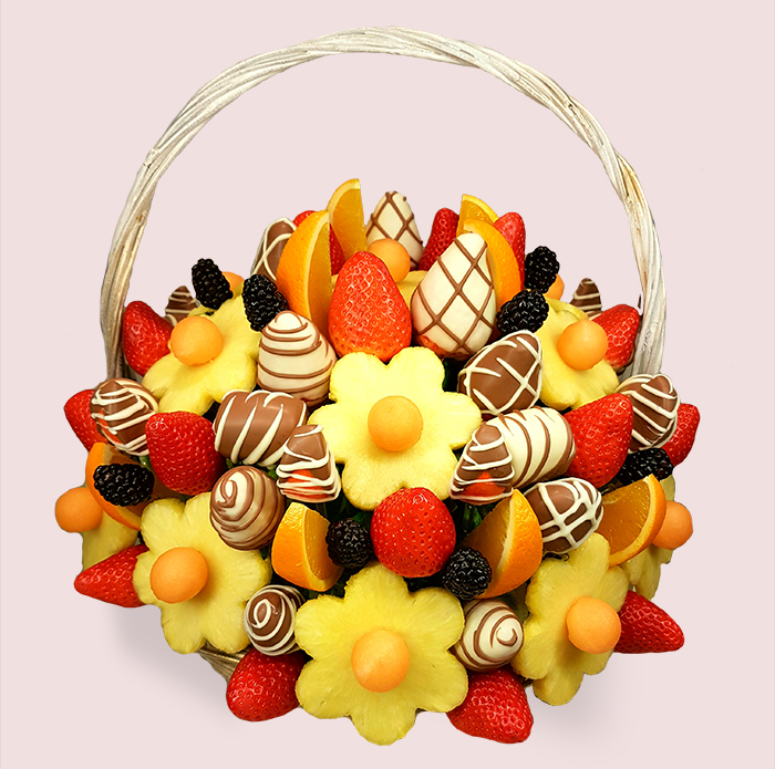 Fruit Baskets By Gifttree Fresh Fruit Bouquets Delivered